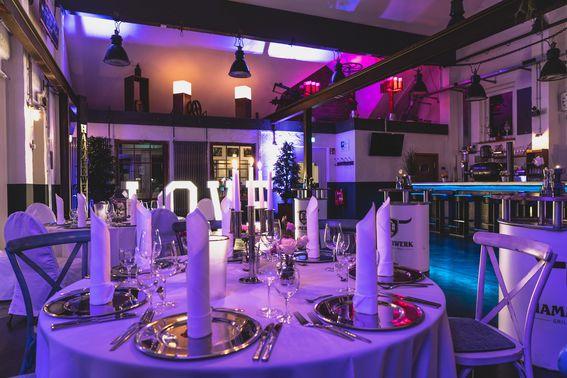 Party am Hochzeitstag – gesehen bei frauimmer-herrewig.de