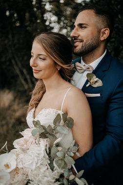 Brautpaarshooting Hochzeit – gesehen bei frauimmer-herrewig.de