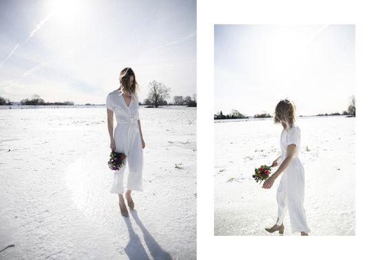 Fotografie von Braut in der Natur – gesehen bei frauimmer-herrewig.de