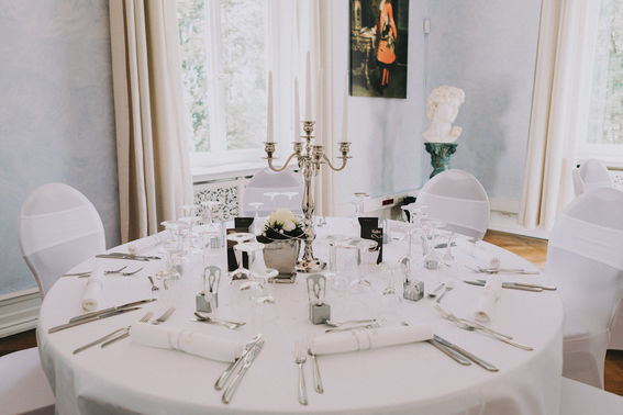 Dinnersaal Villa Kalles – gesehen bei frauimmer-herrewig.de