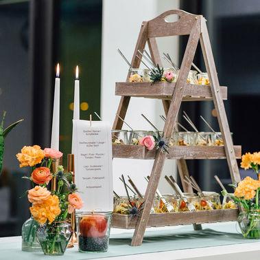 Vorspeisenbuffet – gesehen bei frauimmer-herrewig.de