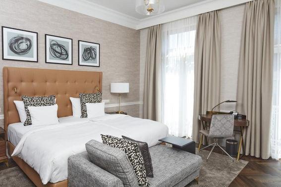 Double Deluxe Zimmer – gesehen bei frauimmer-herrewig.de