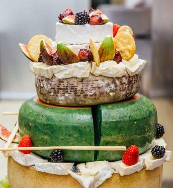 kreative Snackidee für die Hochzeitsfeier – gesehen bei frauimmer-herrewig.de