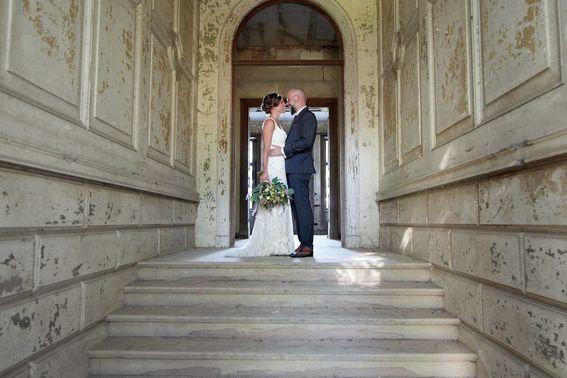 Hochzeitsfotografie Brautpaar – gesehen bei frauimmer-herrewig.de