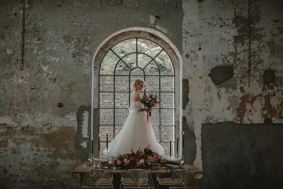 Hochzeitsfotografie von Braut – gesehen bei frauimmer-herrewig.de