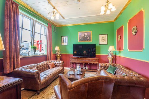 "Whiskey Lounge des ""The Robin Hood Inn"" - Foto: ©Erik Spilles – gesehen bei frauimmer-herrewig.de"