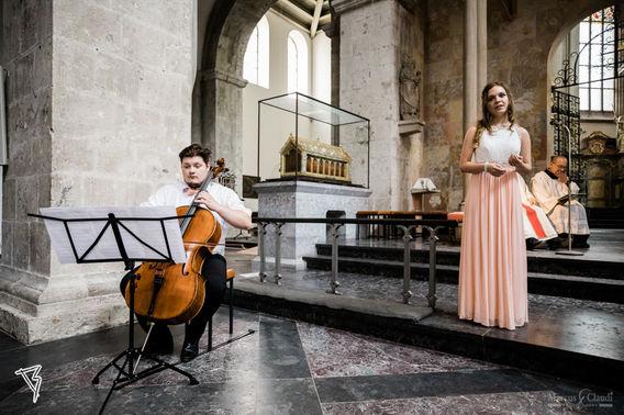 BlizzArt Music Hochzeitsmusiker Bild 2 – gesehen bei frauimmer-herrewig.de