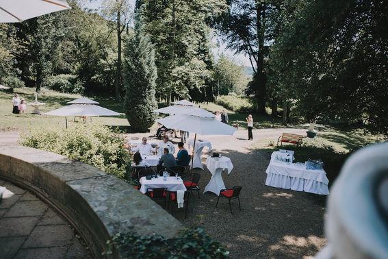 Gartenterrasse Villa Kalles – gesehen bei frauimmer-herrewig.de