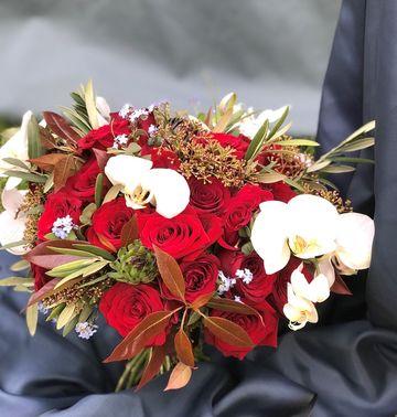 Blumendekoration Hochzeit Flowes n Joy 07 – gesehen bei frauimmer-herrewig.de