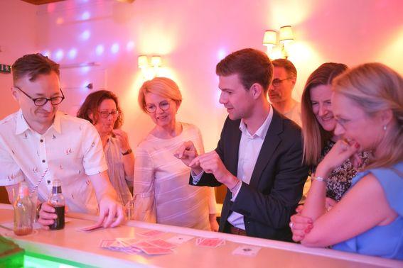 Dominik Fontes Zauberkuenstler Hochzeit 2  – gesehen bei frauimmer-herrewig.de
