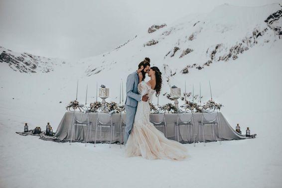 Heiraten in den Bergen - Kuenzli Photography – gesehen bei frauimmer-herrewig.de