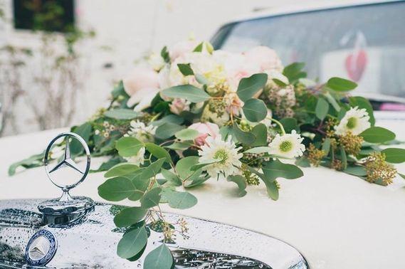 Blumendekoration Hochzeit Flowes n Joy 01 – gesehen bei frauimmer-herrewig.de