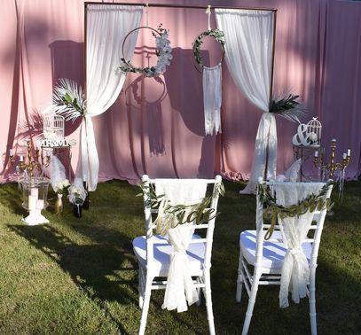 Blumendekoration Hochzeit Flowes n Joy 02 – gesehen bei frauimmer-herrewig.de