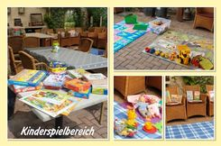 Kinder-Party-Planerin