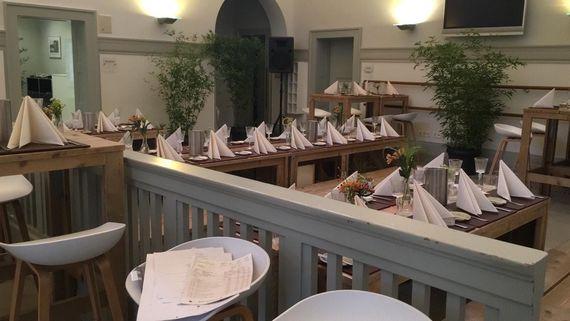 Historischer Festsaal Hochzeitsfeier – gesehen bei frauimmer-herrewig.de