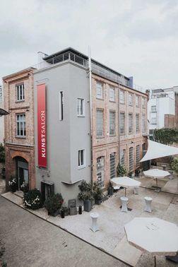 Kunstsalon Location Koeln – gesehen bei frauimmer-herrewig.de