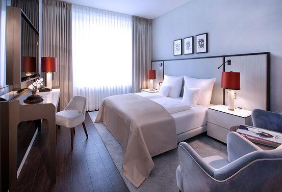 Hotelzimmer – gesehen bei frauimmer-herrewig.de