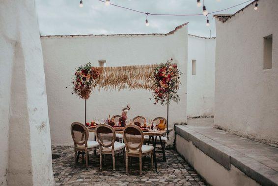 Destination Wedding im Hinterhof - Kuenzli Photography – gesehen bei frauimmer-herrewig.de