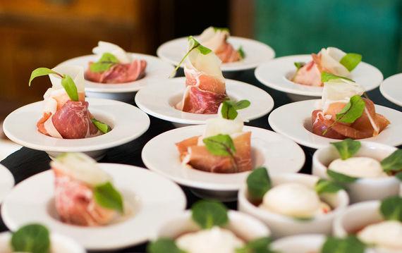 Hochzeitsmenue Der Catering Spezialist – gesehen bei frauimmer-herrewig.de