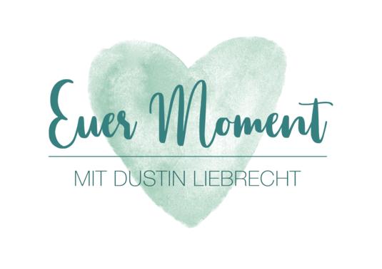 Logo Euer Moment Dustin Liebrecht – gesehen bei frauimmer-herrewig.de