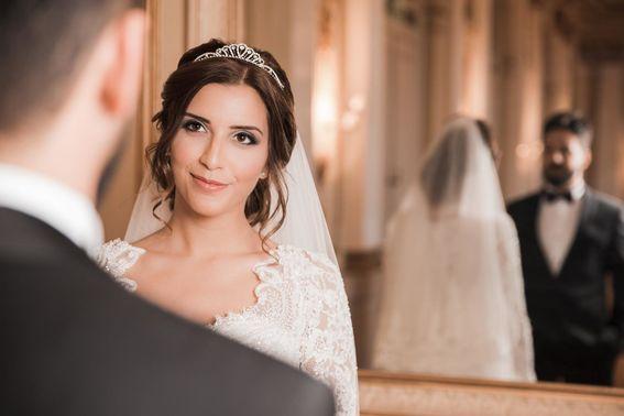 Braut mit Diadem – gesehen bei frauimmer-herrewig.de