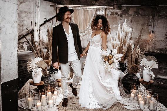 Boho Wedding – gesehen bei frauimmer-herrewig.de