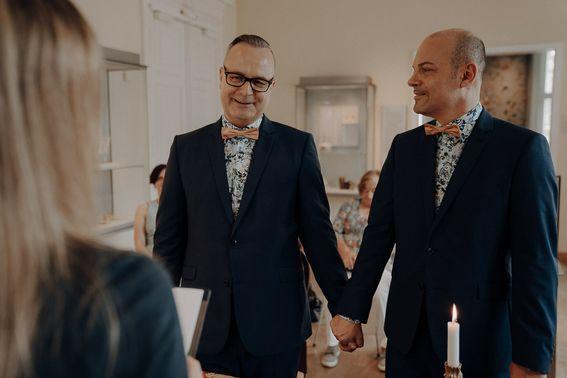 Hochzeitsfotografie LGBTQ – gesehen bei frauimmer-herrewig.de
