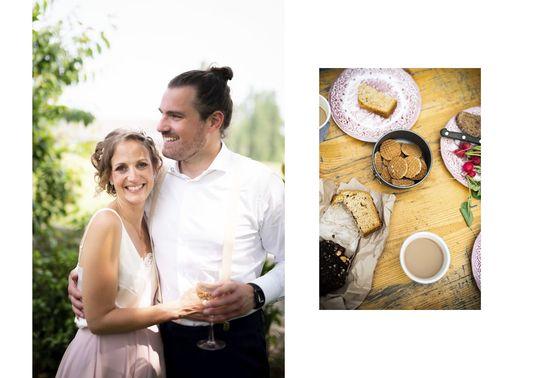 Hochzeitsfotografie vom Dessert – gesehen bei frauimmer-herrewig.de