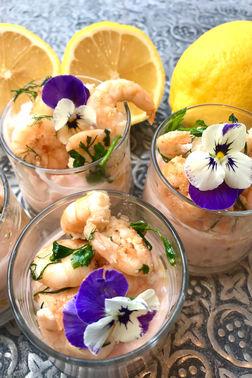 Shrimps Hochzeit Catering – gesehen bei frauimmer-herrewig.de