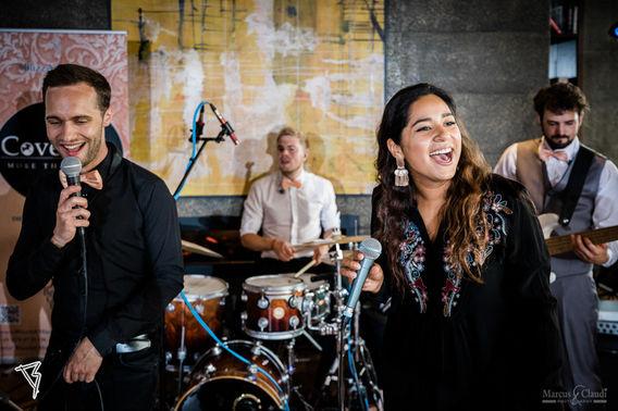 BlizzArt Music Hochzeitsmusiker Bild 4 – gesehen bei frauimmer-herrewig.de