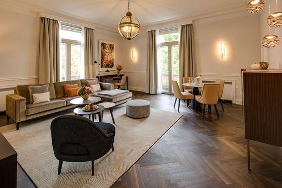 Sternehotel Düsseldorf – gesehen bei frauimmer-herrewig.de