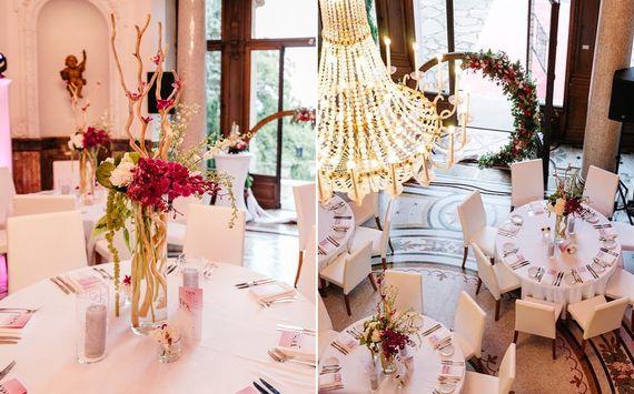 Hochzeitsdekoration Stella Rheni – gesehen bei frauimmer-herrewig.de