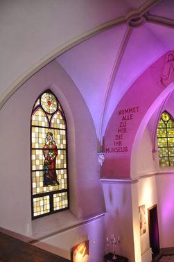 Kuppel Klosterkapelle - Copyright www.wingart.de – gesehen bei frauimmer-herrewig.de