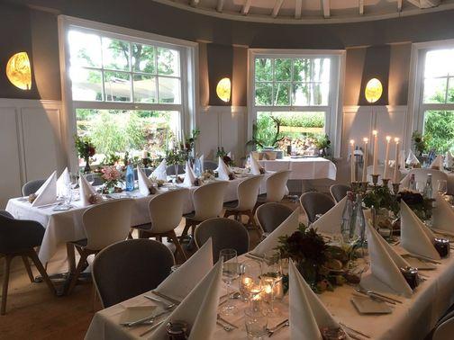 Gartensaal Hochzeit 3 min – gesehen bei frauimmer-herrewig.de