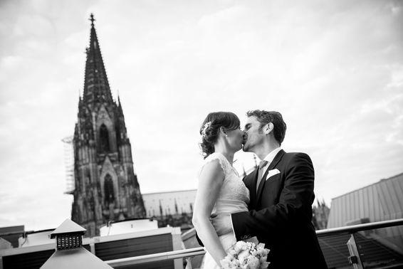 Hochzeitslocation mit Domblick – gesehen bei frauimmer-herrewig.de