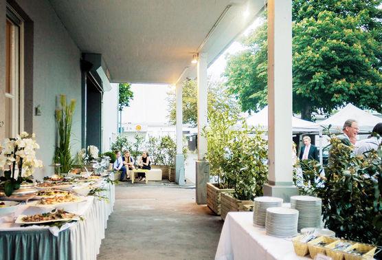 Hochzeitslocation Alte Versteigerungshalle 6 – gesehen bei frauimmer-herrewig.de