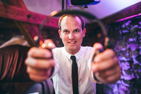 Mobile Hochzeits DJs Patrik Schwoebel – gesehen bei frauimmer-herrewig.de