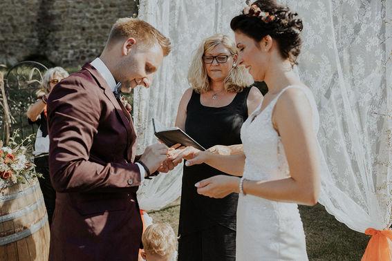 Eheversprechen freie Trauung Fotografin Annika Will – gesehen bei frauimmer-herrewig.de