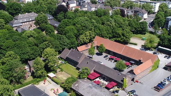 Eltzhof Luftaufnahme Koeln – gesehen bei frauimmer-herrewig.de