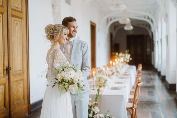 Hochzeitsdinner planen – gesehen bei frauimmer-herrewig.de