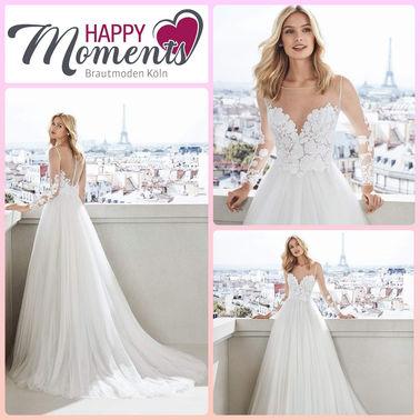 Hochzeitskleid Koeln Brautmoden Happy Moments – gesehen bei frauimmer-herrewig.de