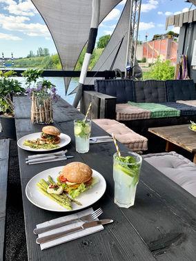 Burger BBQ Hochzeit – gesehen bei frauimmer-herrewig.de