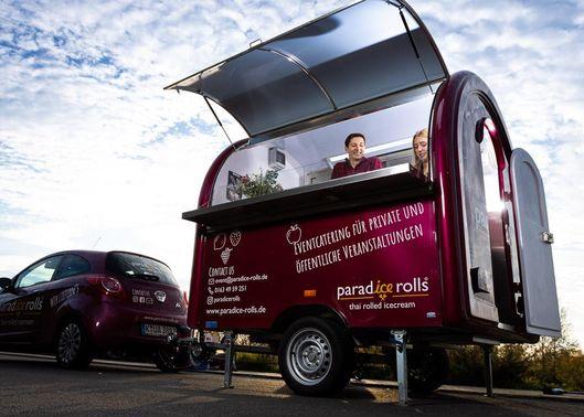 Foodtrailer Paradice Rolls – gesehen bei frauimmer-herrewig.de