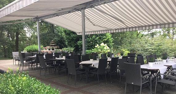 Terrasse Villa Sophienhöhe – gesehen bei frauimmer-herrewig.de