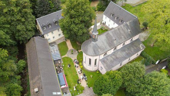 Luftaufnahme des Klosterhofs Selingenthal – gesehen bei frauimmer-herrewig.de