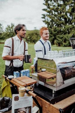 Kaffeeroesterei Mahou Wir im Einsatz – gesehen bei frauimmer-herrewig.de