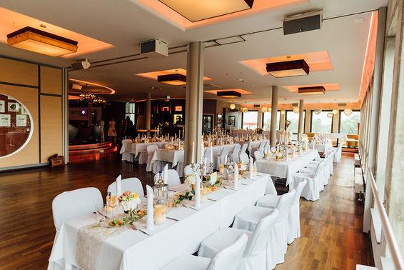 Hochzeitsfeier Tanzhaus Bonn – gesehen bei frauimmer-herrewig.de