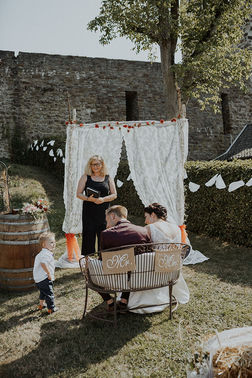 Freie Trauung Vintage Fotografin Annika Will – gesehen bei frauimmer-herrewig.de