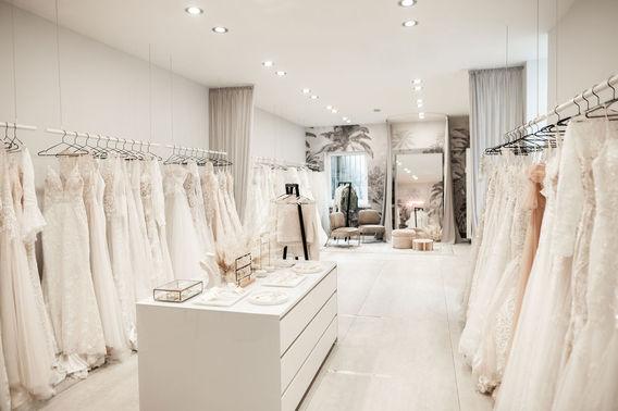 Brautmodegeschäft Düsseldorf – gesehen bei frauimmer-herrewig.de