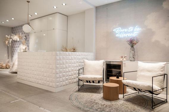 IamYours The Bridal Concept Store Düsseldorf – gesehen bei frauimmer-herrewig.de